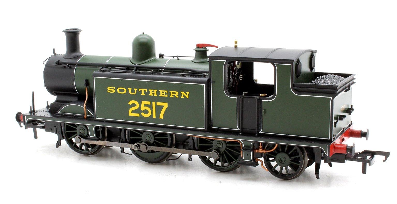 Class E4 Southern Green 0-6-2 Tank Locomotive 2517