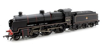 Southern N Class BR Lined Black Early Emblem Locomotive 31874