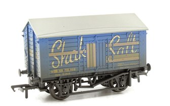 10 Ton Covered Salt Wagon 'Shaka Salt' Weathered