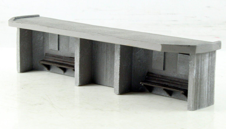 Modern Platform Shelter