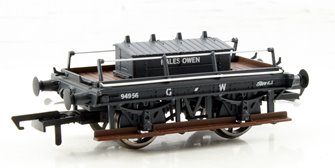 GWR Shunters Truck (Hales Owen)
