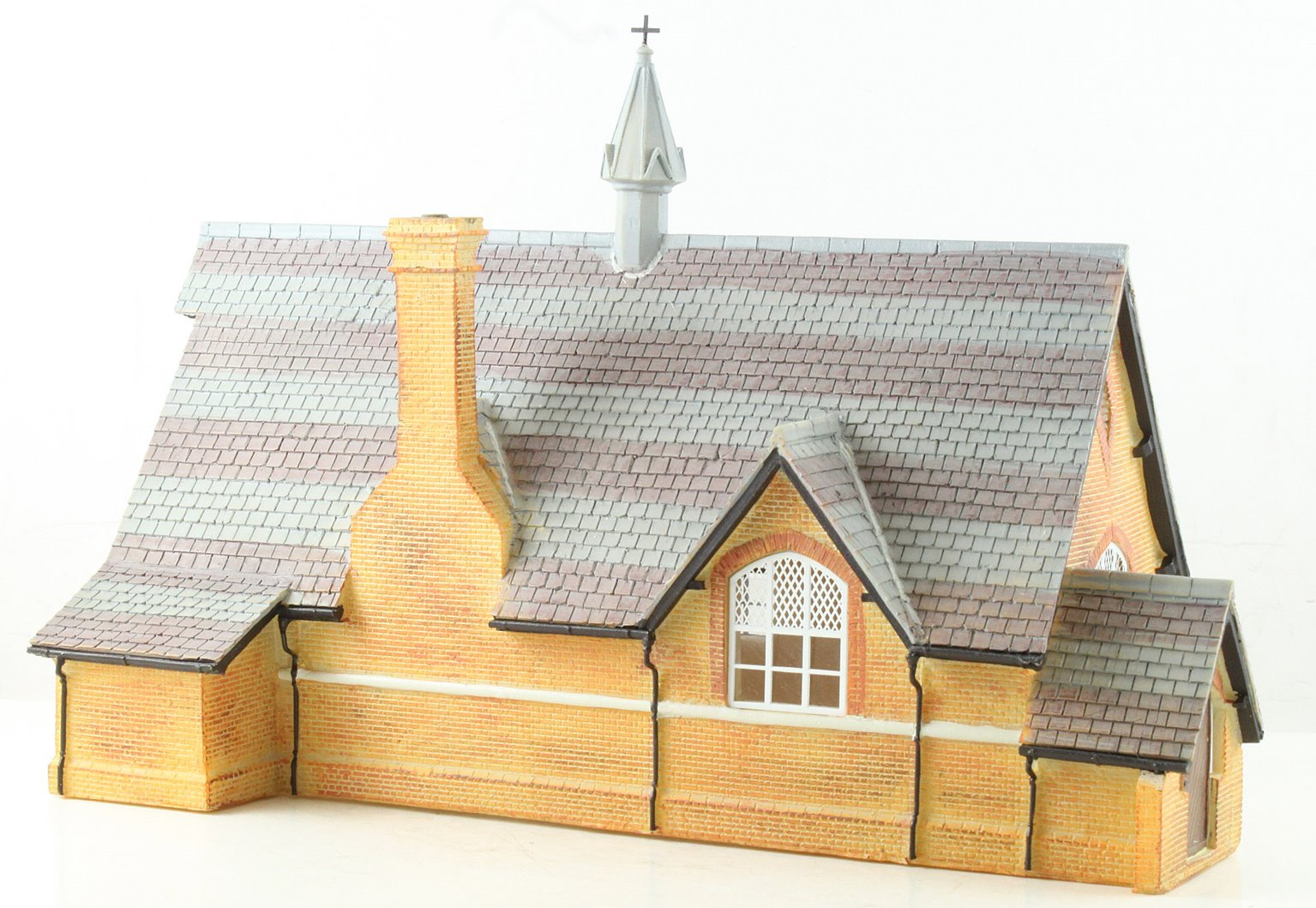 Pendon Snell's Hall 200mm x 100mm x 130mm