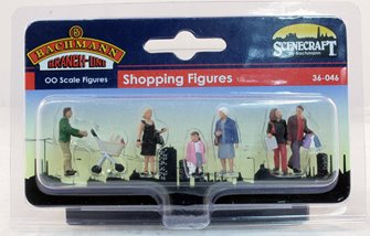 Figures - Shopping Figures