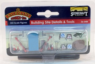 Figures - Building Site Details & Tools