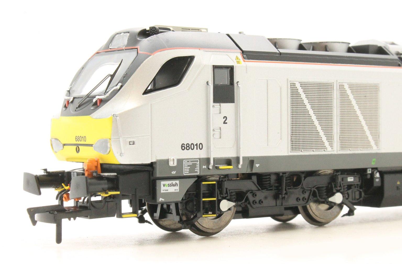 Class 68 68010 Chiltern