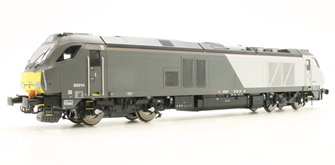 Class 68 68014 Chiltern
