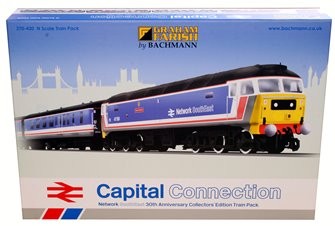 Capital Connection Train Set