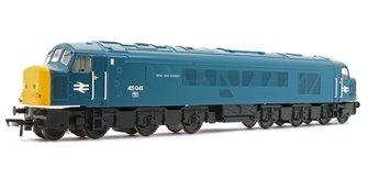 Class 45/0 No. 45041 'Royal Tank Regiment' BR Blue Diesel Locomotive DCC SOUND *Regional Exclusive*