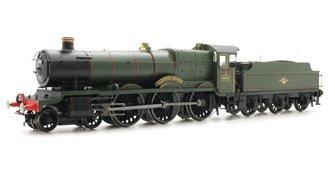 BR 4-6-0 'Llanvair Grange' 6800 Grange Class Locomotive