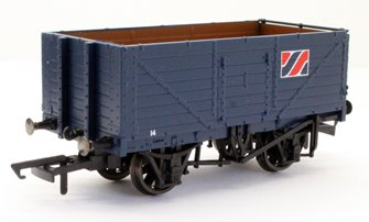 "Pack of three 7-plank open wagons ""Allied Steel and Wire"""