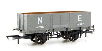 6 Plank Wagon - LNER E139522