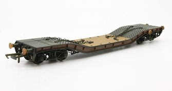 Warwell A Diamond Bogies BR Weathered DM360332