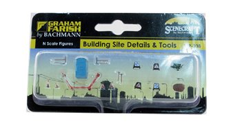 Figures - Building Site Details and Tools