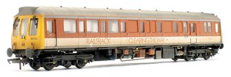 Custom Finished Class 121 Bubble Car Railtrack 'Clearing the Way' Diesel Locomotive No.977723