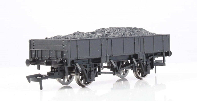 Unpainted Grampus Wagon