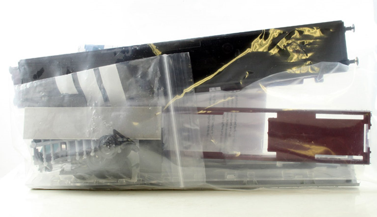57ft Stanier Corridor Brake Coach Kit - BR Lined Maroon #M5644M