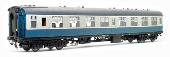BR Blue/Grey MK1 TSO Second Open Coach