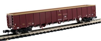 MBA Megabox EWS Livery Wagon without buffers