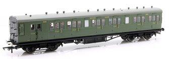 SR, 58' Maunsell Rebuilt (Ex-LSWR 48'), Six Compartment Brake Third, 2625