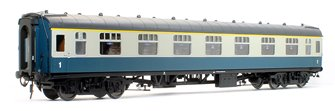 BR Blue/Grey MK1 FK First Corridor Coach