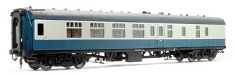 BR Blue/Grey MK1 BSK Brake Second Corridor Coach