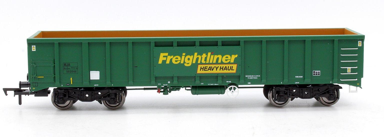 Dapol 4F-025-004 MJA Freightliner Heavy Haul Bogie Box Vans 502055-502056