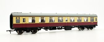 BR MK1 SO Second Open Crimson & Cream M3741