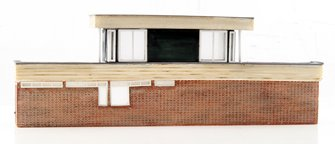Low Relief Power Signal Box