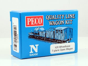 7 Plank Open Wagon Kit
