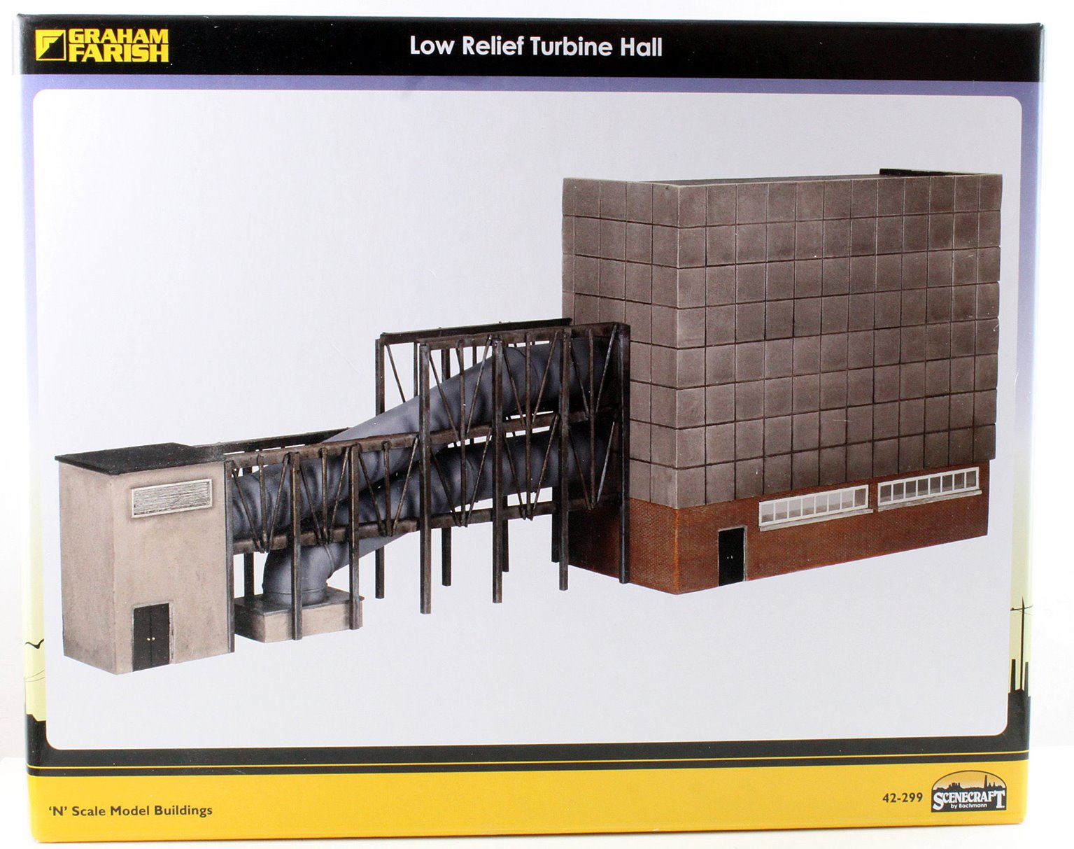 Low Relief Turbine Hall