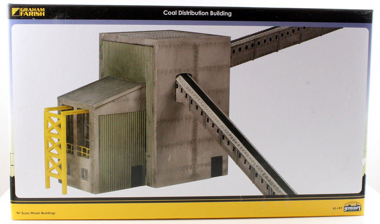 Coal Distribution Building