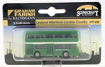 Leyland Atlantean London Country