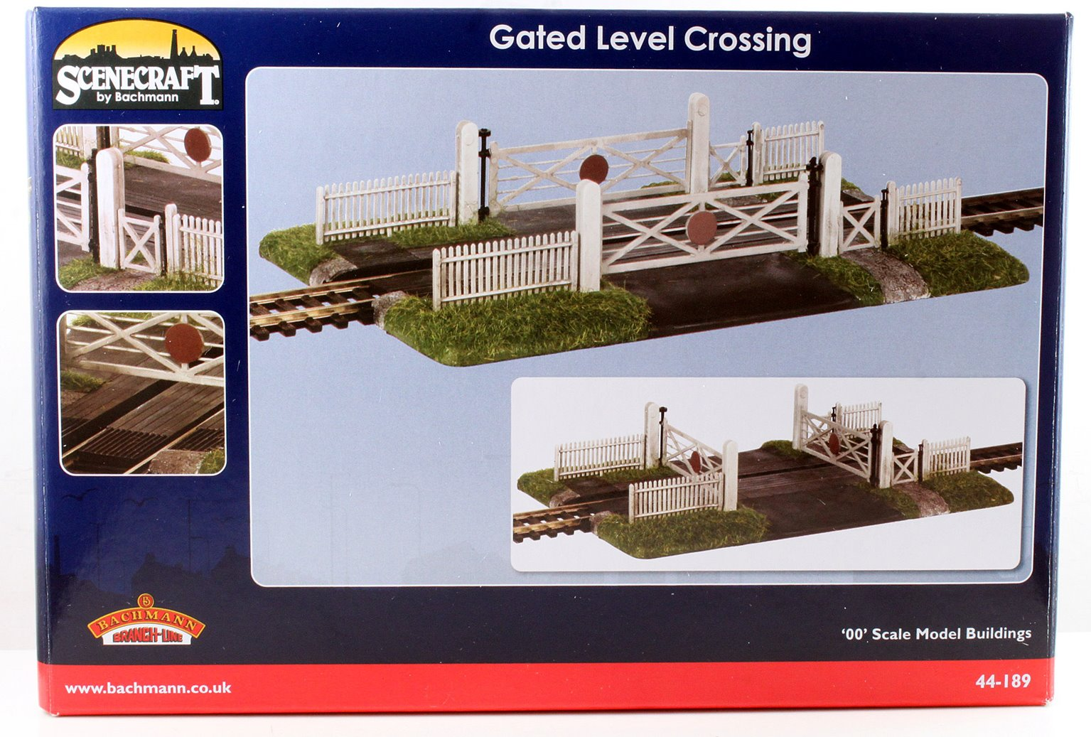 Gated Level Crossing