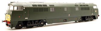 Western Yeoman BR Class 52 D1035 Western Yeoman Green SYP