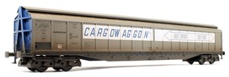 Cargowaggon 279-7-690-9 Danzas 'Great Britain - Continent' (Weathered Edition)