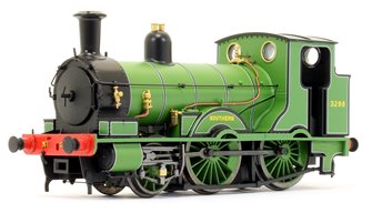 LSWR Beattie Well Tank 3298 SR Green