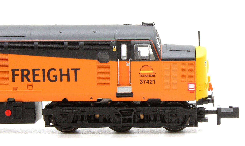 Class 37 421 Colas Diesel Locomotive