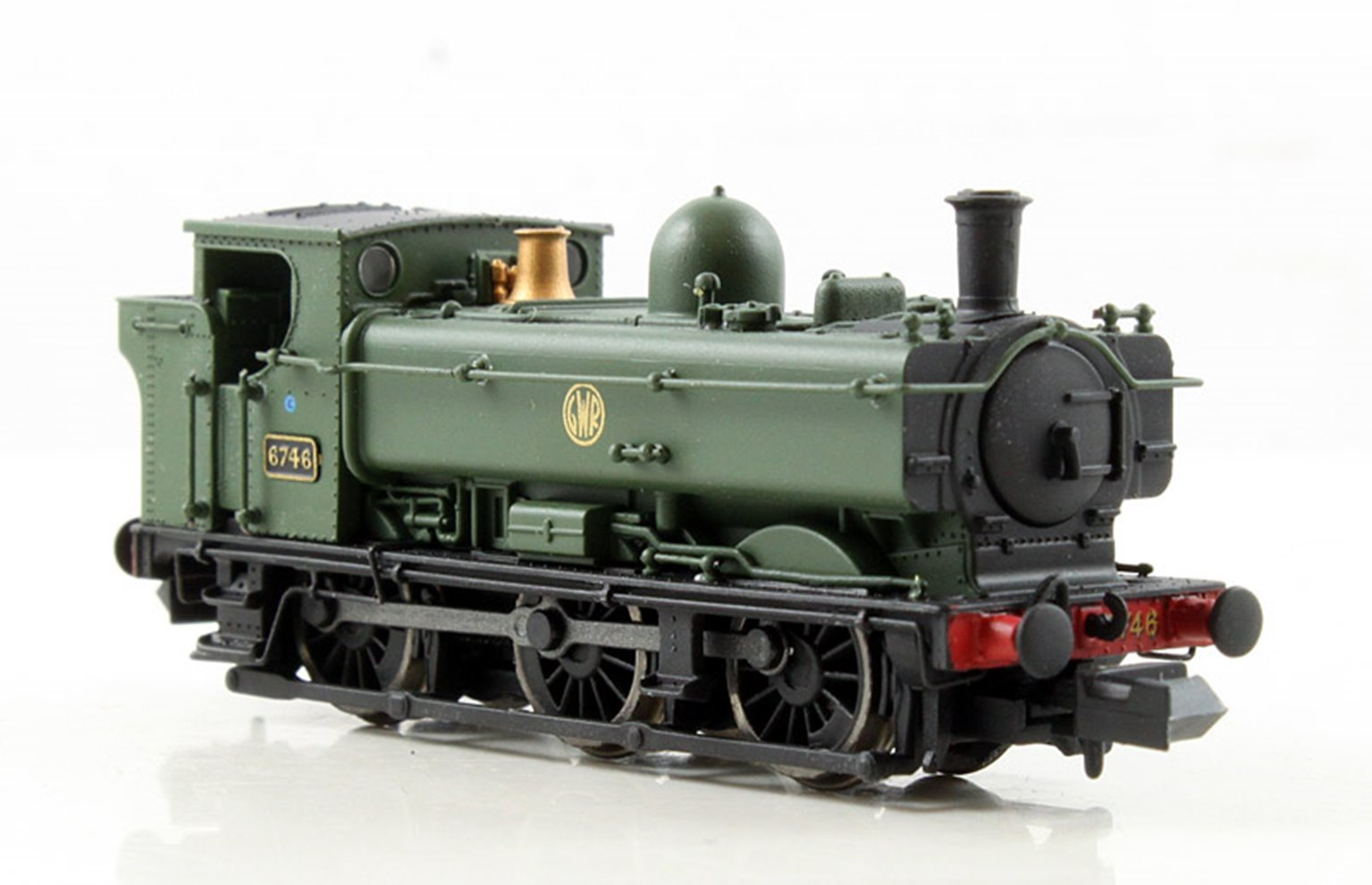 Pannier GWR S/Button 0-6-0 Tank Locomotive 6746