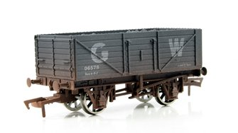 GWR 7 Plank Wagon - Weathered