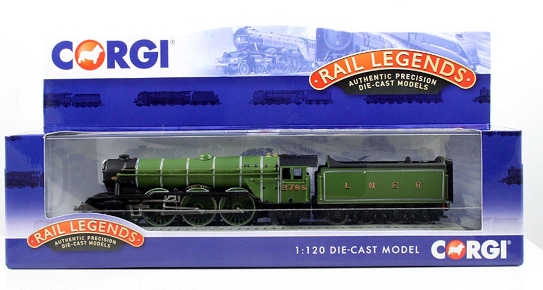 LNER 4-6-2 'Call Boy' A3 Class 4-6-2 Locomotive 2795 (Static Diecast Model)