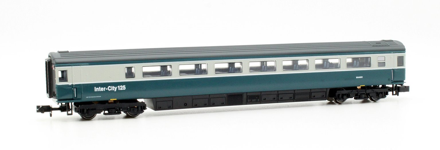 MK 3 INTERCITY BLUE/GREY TGS WESTERN REGION 44031