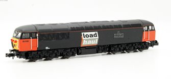 Class 56 diesel locomotive 56003 in Loadhaul black & orange Ferrybridge C Power Station