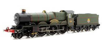 BR 4-6-0 'Earl of St Germans' 5050 Castle Class - BR Early with TTS Sound