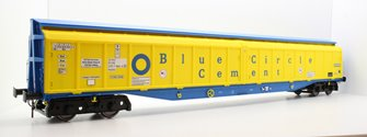 Blue Circle CARGOWAGGON