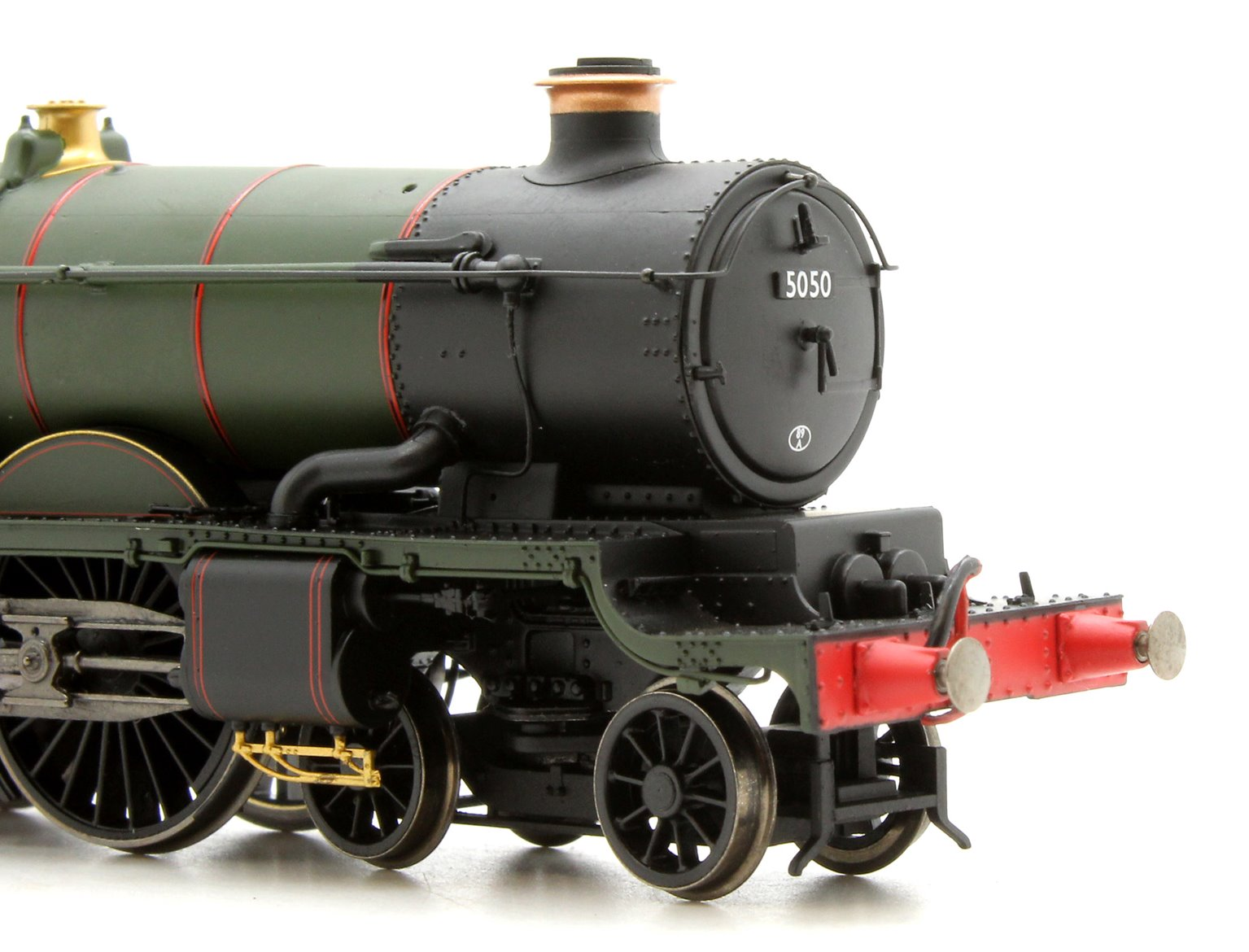 BR 4-6-0 'Earl of St Germans' 4073 Castle Class - BR Early with TTS Sound