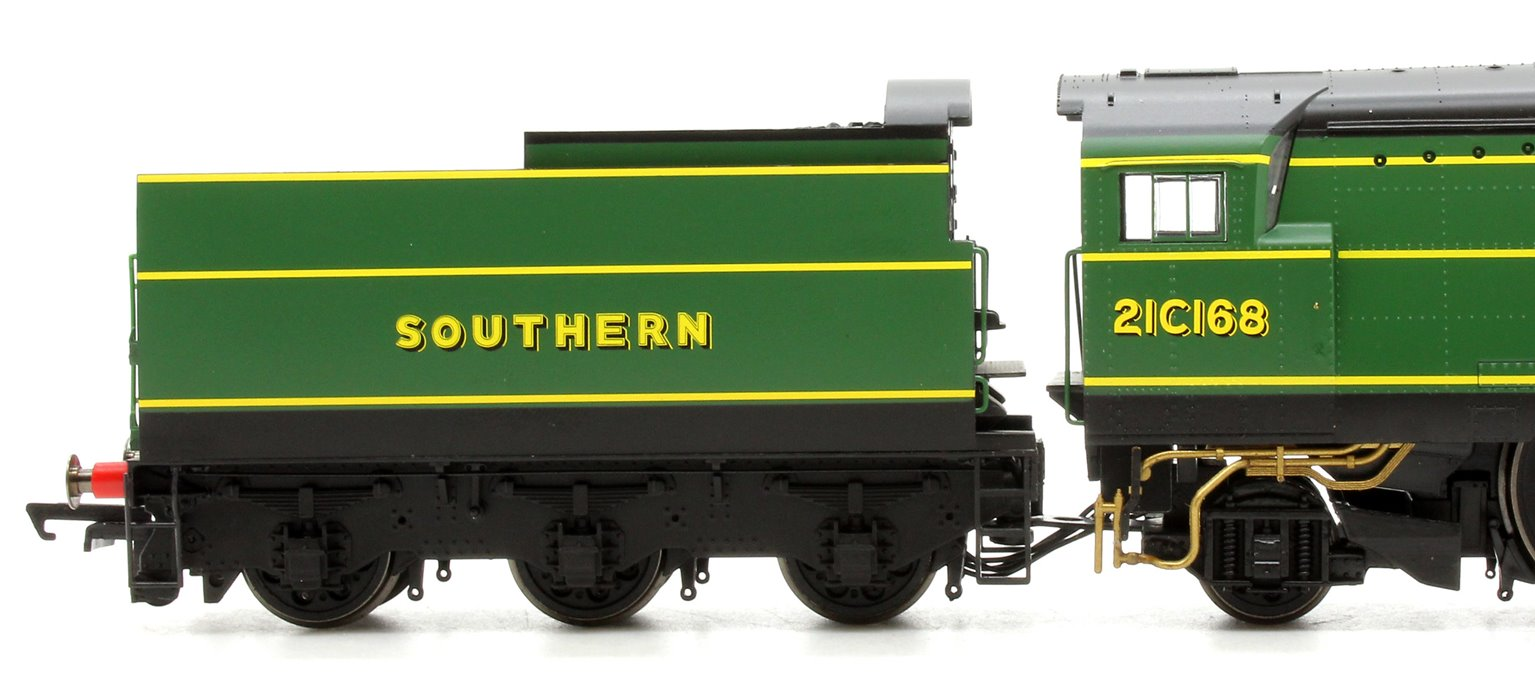 The Final Day - SR 4-6-2 'Kenley' Battle of Britain Class (Air-Smoothed)