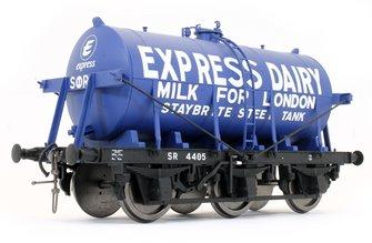 6 Wheel Milk Tanker Express Dairies 4405