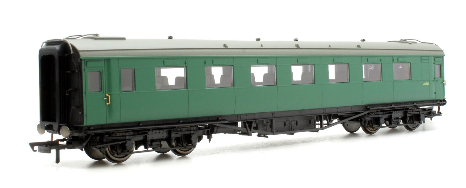 BR (Ex-Maunsell) Pull/Push Coach Pack - Set 601