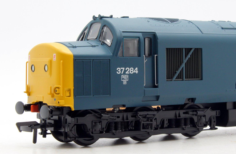Class 37 284 BR Blue Centre Panel Headcode Diesel Locomotive