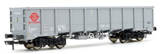 Ermewa Grey MMA / JNA Box Wagon 5500 054-8
